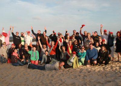 Groupe dancecenter voyage Tunisie